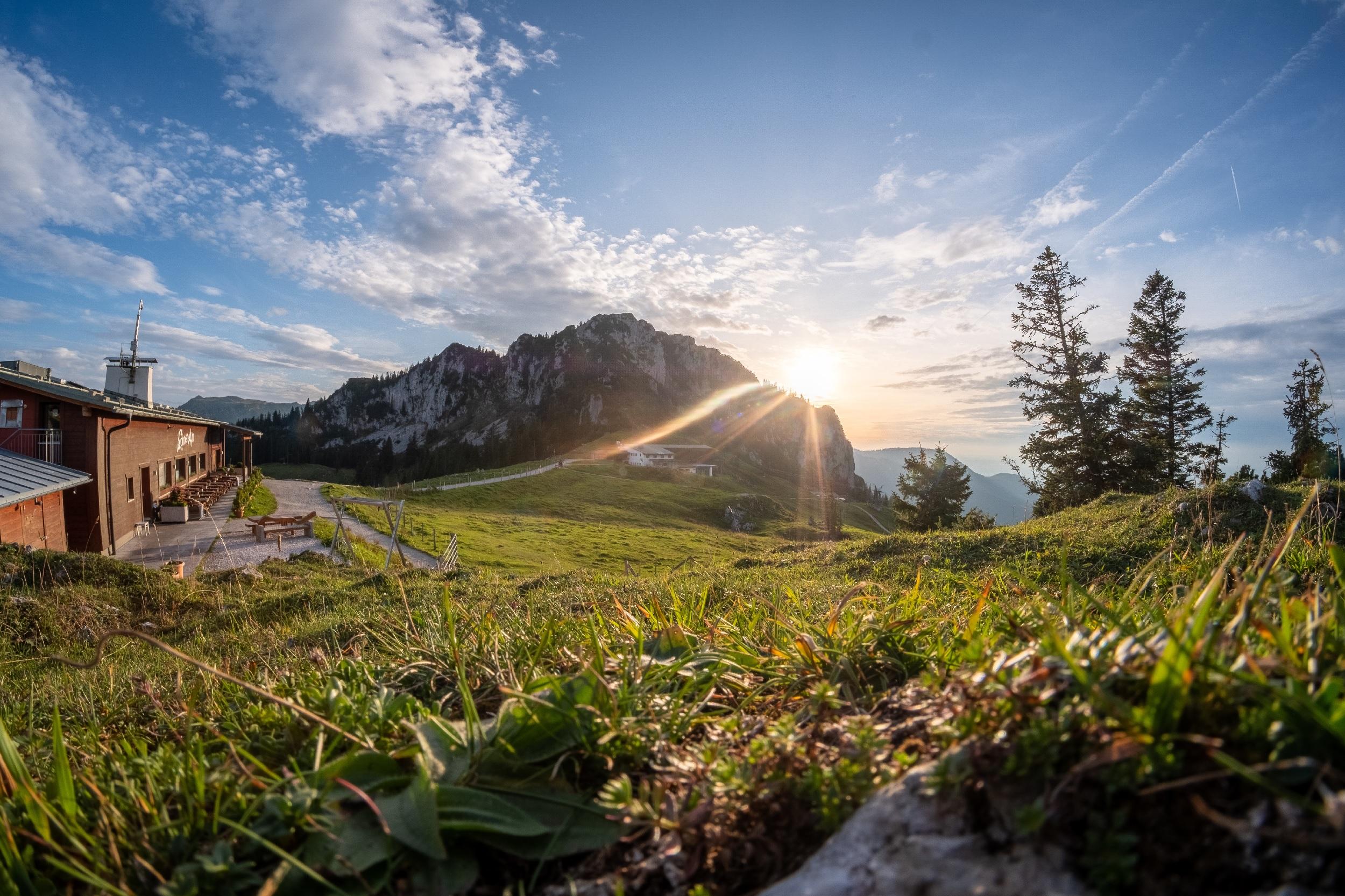 Landgasthof Karner Chiemgauer Alpen Alm