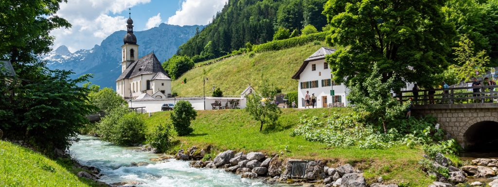 Landgasthof Karner Chiemgauer Alpen Kapelle