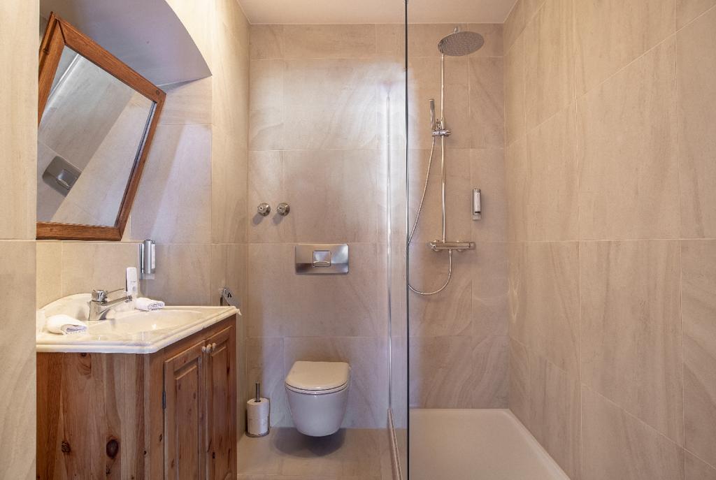 Landgasthof Karner Badezimmer