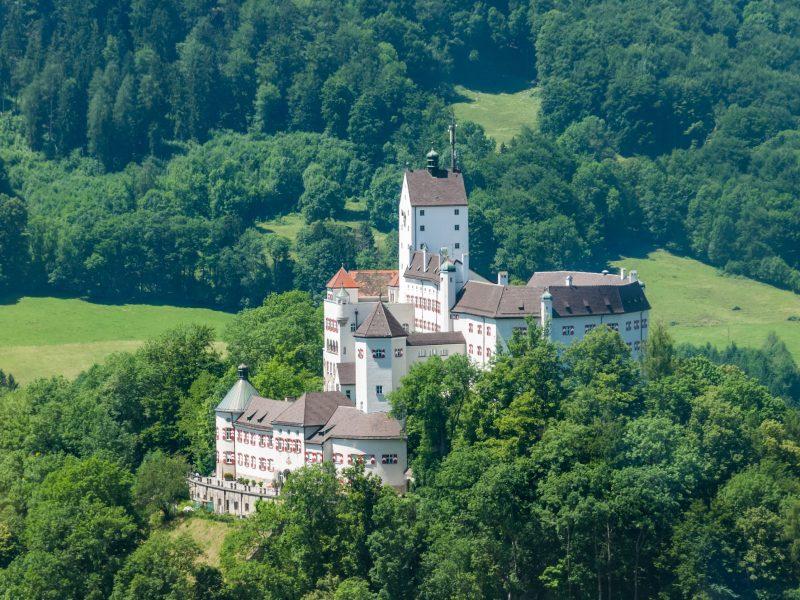 Landgasthof Karner Schloss Hohenaschau