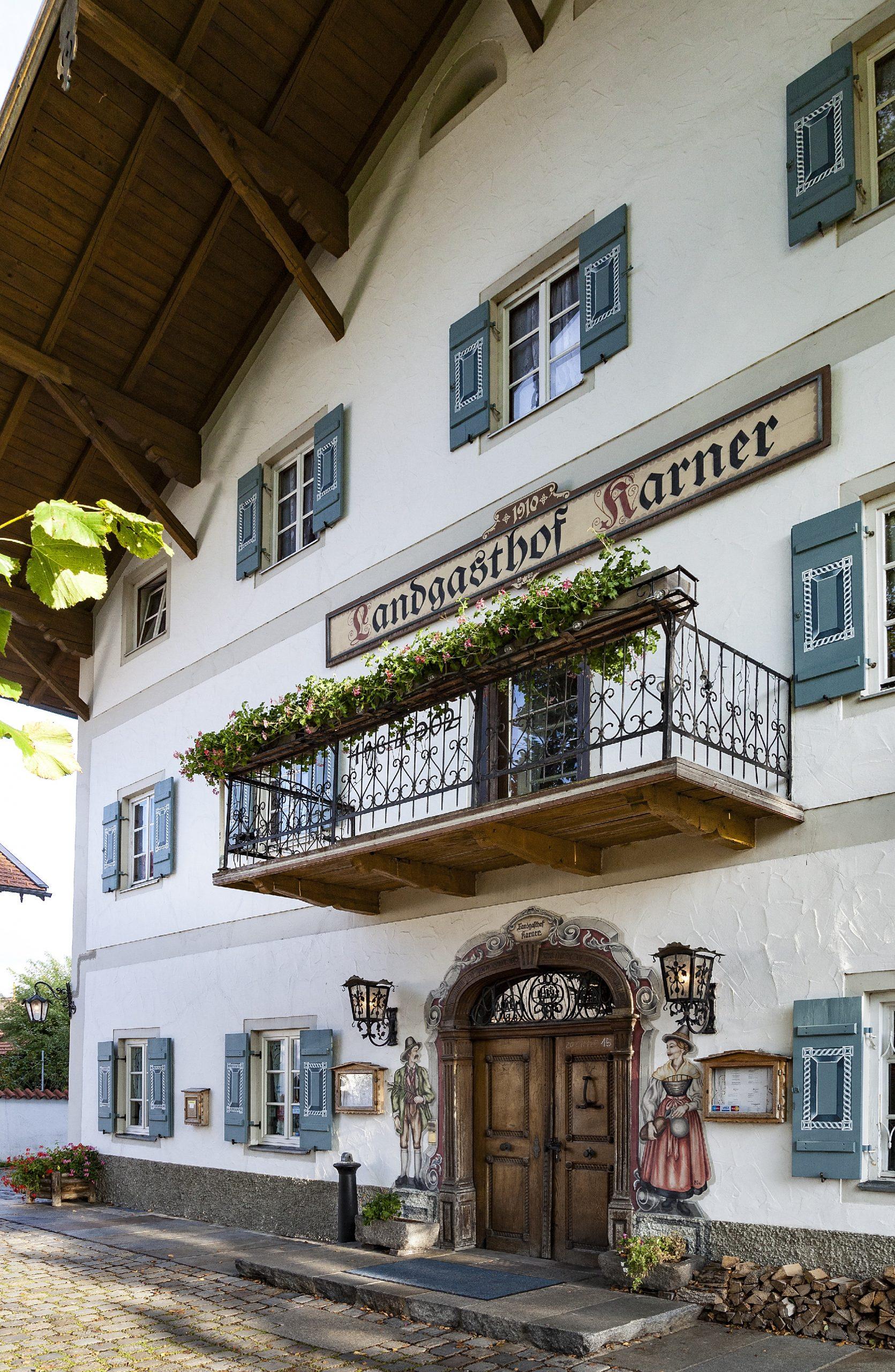 Landgasthof Karner Fassade